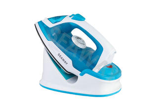 SW-101C Dry/Spray/Steam/Powerful burst of steam Cordless Steam Iron
