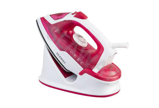 SW-102C Ceramic Soleplate Cordless Steam Iron