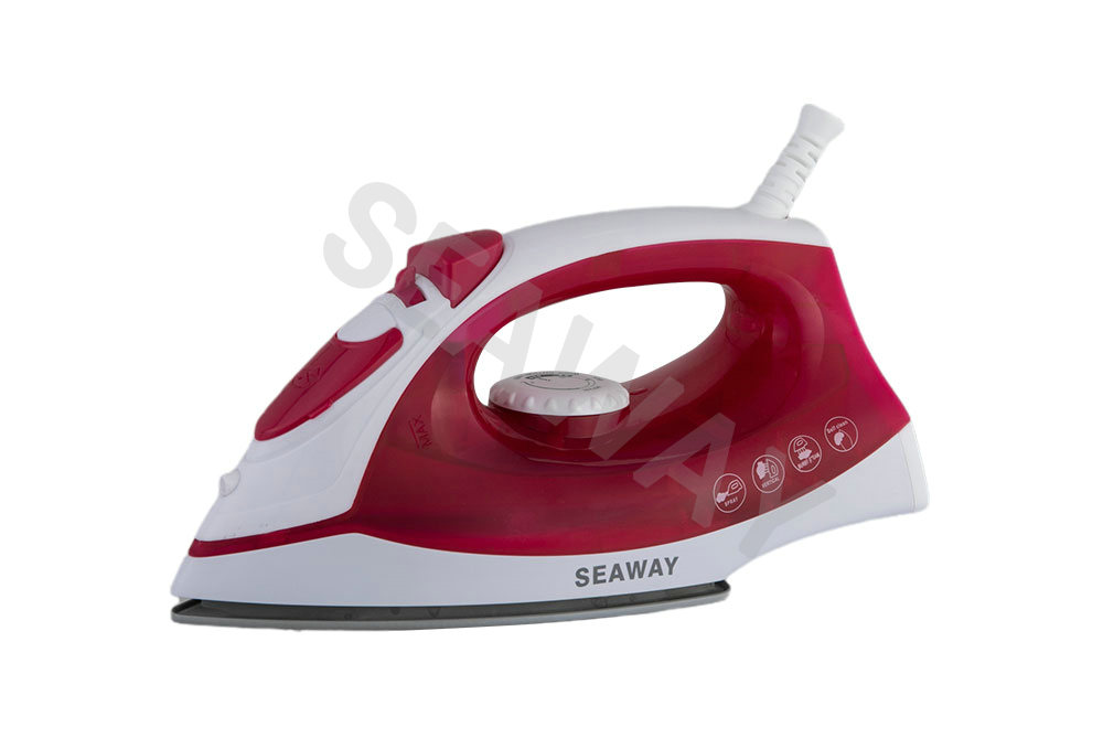 SW-107A 1400W Auto-shut off steam iron