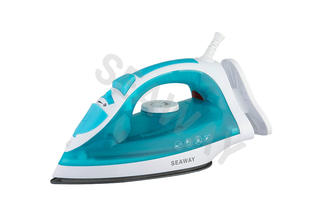 SW-201D Self-cleaning Anti-drip Enamel steam iron