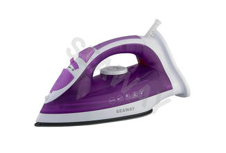 SW-201E Stainless steel Auto-shut off steam iron