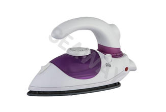 SW-2388 900W-1100W Dual Voltage Choice Straight Handle Travel Iron
