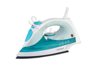 SW-2688 Hotel Auto Electric Black Steam Iron with Ceramics Soleplate