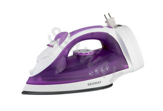 SW-2788A Auto-shut off Cord Rewind Steam Iron