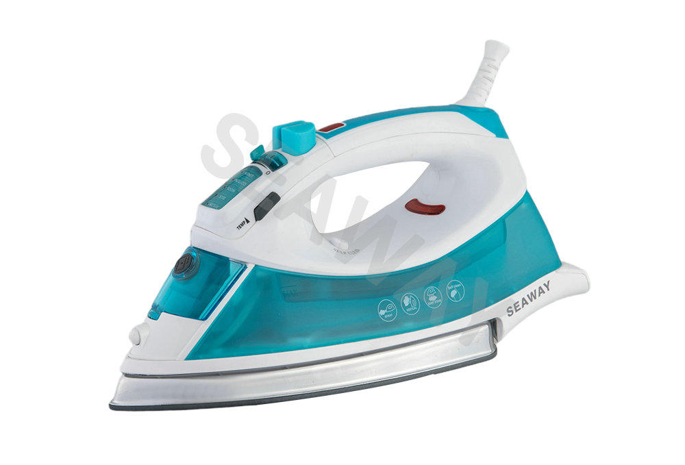 SW-3088F New Electric Steam Iron with Teflon Soleplate
