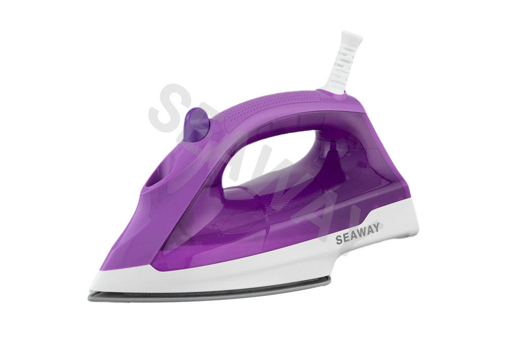 SW-620 Hot Selling Electric Silver Steam Spray Iron for Hotel