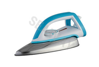 DSW-10 110/240V Dry Iron For Home Use With Ceramic Soleplate
