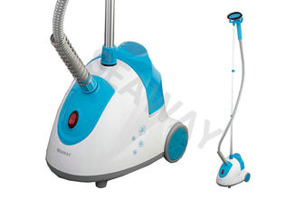 SWS-807 1500W Telescopic Design For Compact Storage Stand Garment Steamer